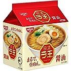 日清ラ王 袋麺 醤油 5食P