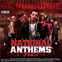 Vol. 2-UK Runnings National Anthems