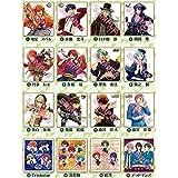 あんさんぶるスターズ! ビジュアル色紙コレクション5 BOX商品 1BOX = 16個入り、全16種類