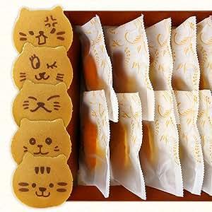 どら焼き 猫 ねこのお菓子 どらネコ 猫ドラ焼き 10個入り 箱入り