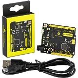 KEYESTUDIO Leonardo R3 Development Board with USB Cable for Arduino Starter Kit