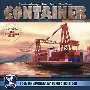 ボードゲーム コンテナ:10周年記念版