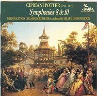 Potter: Symphonies 8 & 10