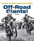 ノスタルジックなオフロード・バイクの洋書