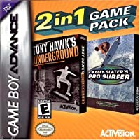 Tony Hawk's Underground/Kelly Slater Pro Surfer (輸入版)
