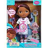 Doc Mcstuffins Talking and Singing Doll おもちゃ【並行輸入品】