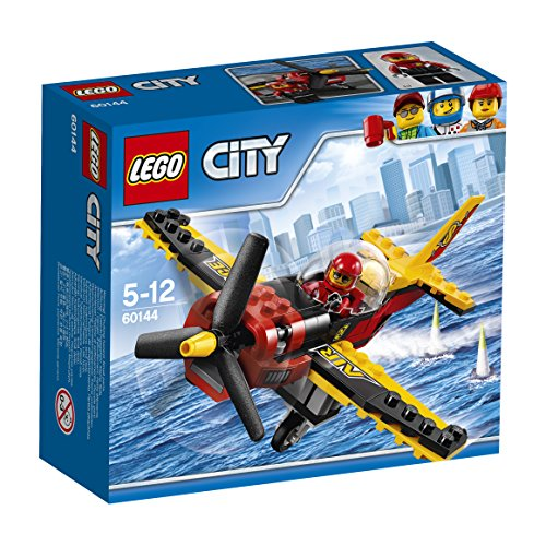 レゴ (LEGO) シティ アクロバット飛行機 60144