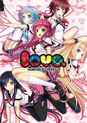 love,VAMPIRE FLOWERS 初回限定版【Amazon.co.jpオリジナル特典:ポストカードセット付き】