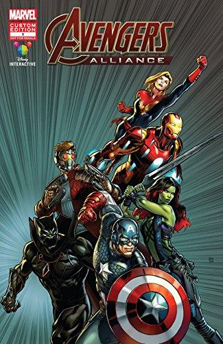 Marvel Avengers Alliance (2016...