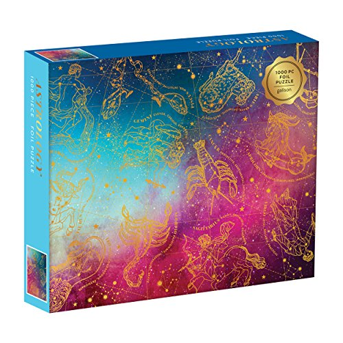 Astrology 1000 Piece Foil Puzz...