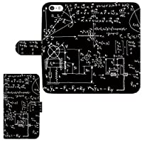 iPhone6 ☆ ケース・カバー 完全受注生産 完全国内印刷 専用スマホケース 手帳型 黒板の方程式 アイホンケース アイフォンカバー アイホンカバー アイフォンケース スマホカバー オリジナルデザイン プリント 日本製