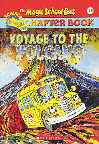 Voyage to the Volcano (Magic School Bus Chapter Book #15)の詳細を見る