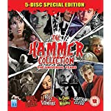 The Hammer Blu Ray Collection --5 Disc Set --Blu Ray