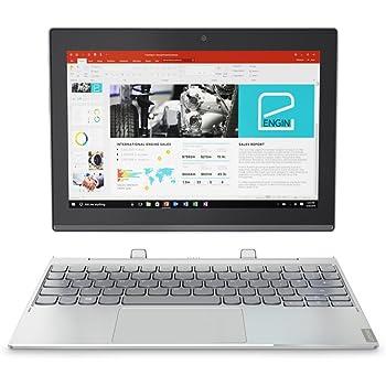 Lenovo ideapad Miix 320 Atom x5-Z8350 メモリ4GB eMMC64GB 10.1型 フルHD Windows10 80XF0007JP