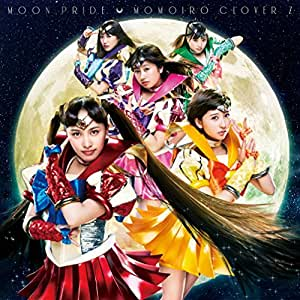 【Amazon.co.jp限定】MOON PRIDE(ももクロ盤:CD Only)