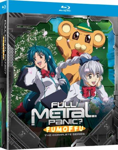 フルメタルパニック?ふもっふBlu-ray BOX (PS3再生・日本語音声可) (北米版)[Import]