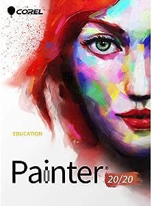 Corel Painter 2020 Education Edition [並行輸入品] 別途 日本語マニュアル付き