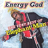 Energy God: The Best of Elephant Man (Bril)