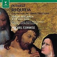 DURUFLE: REQUIEM(reissue) by Michel Corboz (2011-08-17)