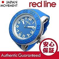 RED LINE(レッドライン)50051-03 ブルー×ホワイトインデックス Xlerator/アクセラレイター メンズウォッチ 腕時計[並行輸入品]