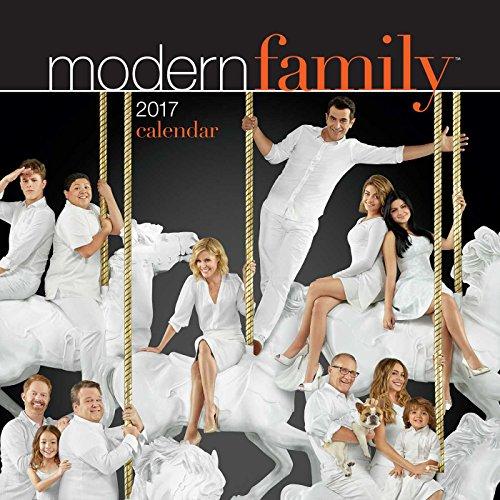 Modern Family 2017 Wall Calendar