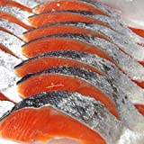 塩銀鮭 切り身 1Kg
