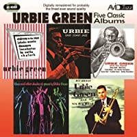 5 Classic Albums by URBIE GREEN