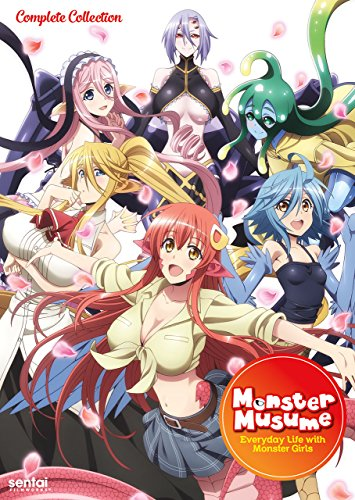 Monster Musume: Everyday Life With Monster Girls [DVD] [Import]