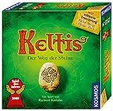 ケルトタイル (Keltis - der Weg der Steine) 2012年リニューアル版 [並行輸入品] ボードゲーム
