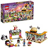 LEGO Friends Drifting Diner 41349 Building Kit (345 Piece), Multicolor