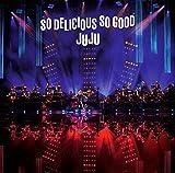 """【初回封入特典あり】JUJU BIG BAND JAZZ LIVE """"So Delicious, So Good""""(初回限定仕様)(プレイパス付き)"""