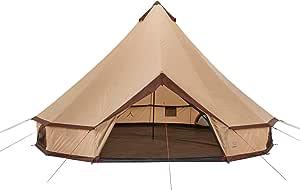 indiana-500 602020 床と一体化のテント 10人用
