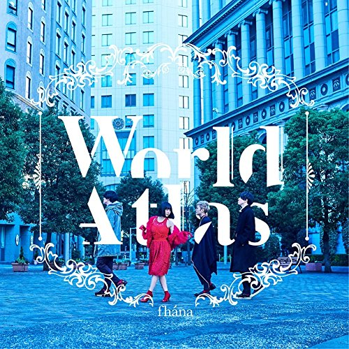 [fhána]2018年のライブは3rdアルバムWorld Atlas引っ提げツアー♪グッズも紹介の画像
