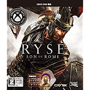 Ryse: Son of Rome (Greatest Hits) 【CEROレーティング「Z」】 - XboxOne