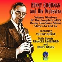 Vol. 19-Afrs Benny Goodman Show