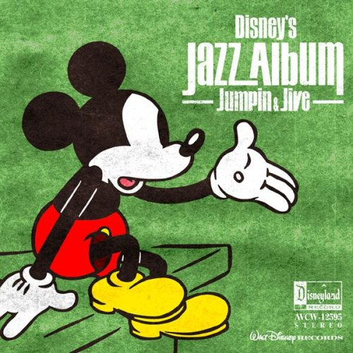 Disney's Jazz Album ~Jumpin' & Jive~