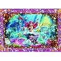 266ピース ジグソーパズル リトル・マーメイド ビューティフルマーメイド ぎゅっとシリーズ 【ピュアホワイト】 (18.2x25.7cm)