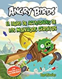 ANGRY BIRDS-BAD PIGGIES. Los malvados cerditos voladores. Libro de actividades con pegatinas