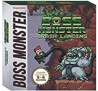 Boss Monster Crash Landing Board Game [並行輸入品]