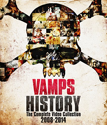 HISTORY-The Complete Video Collection 2008-2014(初回限定盤B) [DVD]の詳細を見る