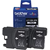 ブラザー工業 【brother純正】インクカートリッジブラック2個パック LC11BK-2PK 対応型番:MFC-6890CN、MFC-6490CN、MFC-5890CN 他