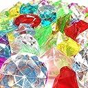 【アクリルアイス】 ダイヤ アイスMIX (約1kg) 【宝石つかみ】
