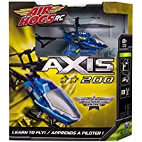 Air Hogs RC Axis 200 R/C Helicopter - Blue [並行輸入品]