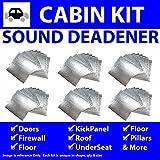 Zirgo 314669 Heat and Sound Deadener (for 04-07 SRX In Cabin Kit 6587cm2) [並行輸入品]