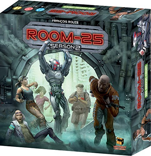 Room 25 Season 2 Game by Asmodee