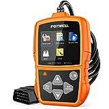 FOXWELL NT201 OBD2 Scanner Check Engine Light Car Code Reader OBD II Diagnostic Scan Tool(New Version)
