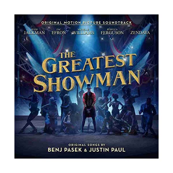 Ost: the Greatest Showmanの商品画像