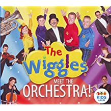 The Wiggles: The Wiggles Meet The Orchestra! (CD)
