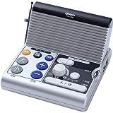 山善(YAMAZEN) キュリオム リモコン付き手元スピーカー AM/FMラジオ搭載 YTR-200