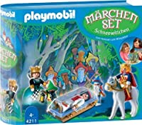 PLAYMOBIL (プレイモービル) Magical Queen Fairy Tale Set(並行輸入品)